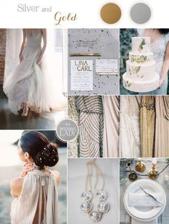 wedding colour theme dusk, grey & copper - Google Search