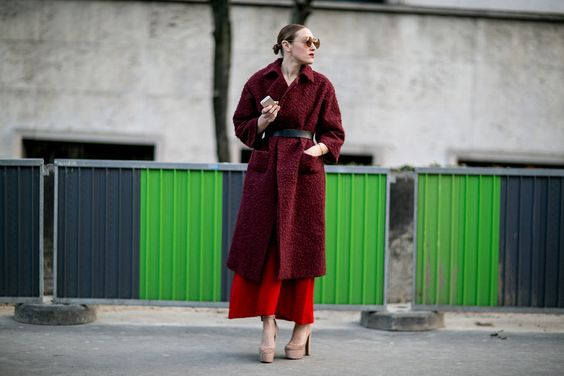 The Best Street Style Snaps From Paris Fashion Week: Time flies when you're having fun, and with Paris Fashion Week finally at an end, we can't believe we're finished with our Fashion Month world tour.