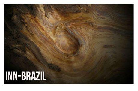 Inn-Brazil - Conheça a combinação de móveis de design feito de madeira orgânica