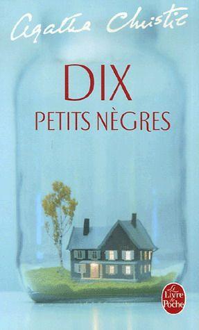 Dix petits Negres - Agatha Christie Bon livre - Il y a aussi le mien: 34 conseils pour économiser de l'argent  http://www.amazon.fr/conseils-pour-%C3%A9conomiser-malin-d%C3%A9brouille-ebook/dp/B00M5O0VLM/ref=sr_1_1?ie=UTF8&qid=1406562024&sr=8-1&keywords=34+conseils