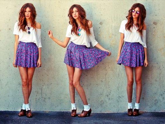 ropa ligera y linda para el verano