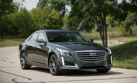 39++ 2018 cadillac cts 36 l luxury Download
