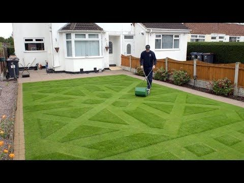 Lawn Art, Smith Lawn And Garden