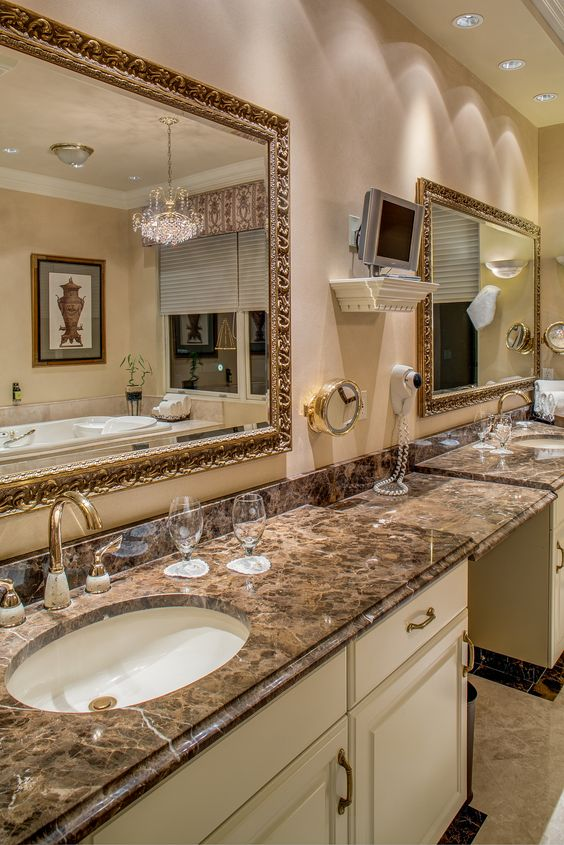 Renovations to the Historic Hotel guest rooms  Presidential Suite bathroom  view. Pinterest   The world s catalog of ideas