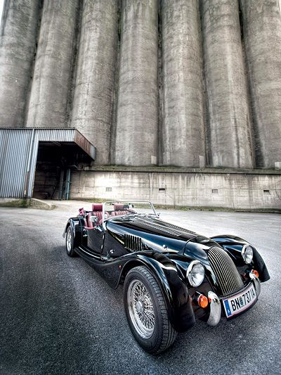 Morgan Plus 4 http://www.autorevue.at/reportagen/gestern-heute-morgan.html