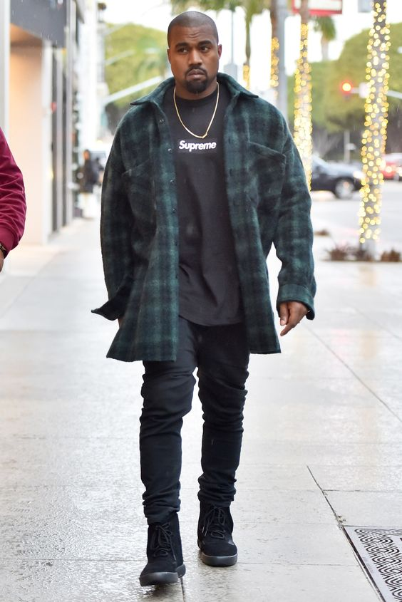 These Kanye West outfits are the perfect fashion inspo for guys.