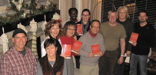 Sacred Pauses Book Study Group, with a sample session.