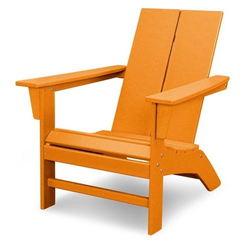 St Croix Contemporary Adirondack Chair Polywood Contemporary Adirondack Chairs New Furniture Furniture