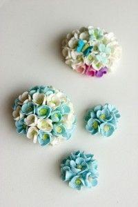 Украшение из пластики мастер-класс | Про Hand Made