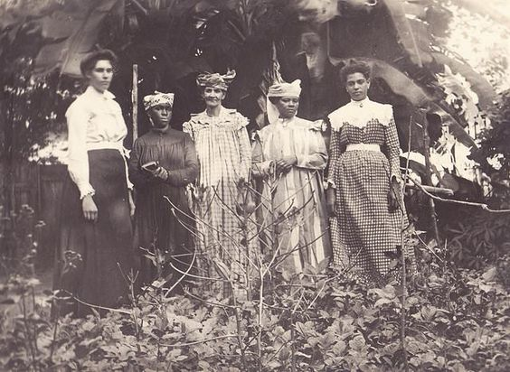 Jamaican Women in the Early 1900