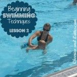NEW Beginner Swimming Techniques: Week 2! Introducing your child to their first stroke and an important life-saving skill: floating!