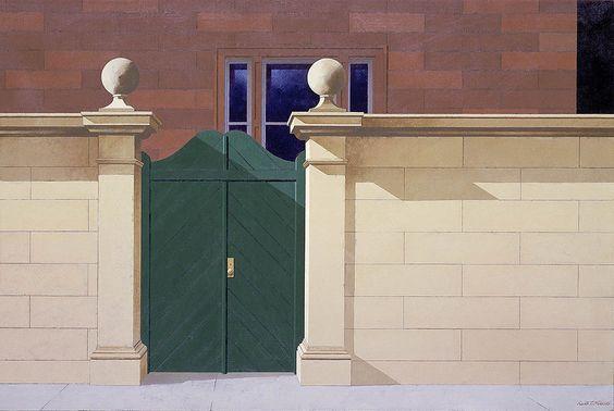 Arlington Street by Keith McDaniel / American Art