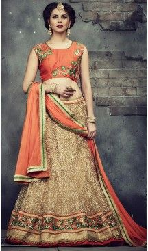 #Net Fabric A Line Style Lehenga Choli in Tan #Brown Color | FH457871605 #heenastyle, #designer, #lehengas, #choli, #collection, #women, #online, #wedding , #Bollywood, #stylish, #indian, #party, #ghagra, #casual, #sangeet, #mehendi, #navratri, #fashion, #boutique, #mode, #henna, #wedding, #fashion-week, #ceremony, #receptions, #ring , #dupatta , #chunni , @heenastyle , #Circular , #engagement