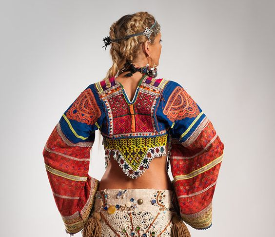tribal belly tops and belly on
