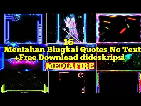Mentahan Bingkai Quotes No Text Free Dwonload Share Manfaat
