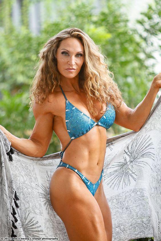 Muscular Women In The World 11