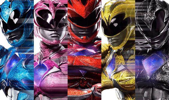A espera acabou! Assista agora o primeiro teaser trailer do aguardo filme de Power Rangers que estreia no próximo ano.   O novo filme dos P...: