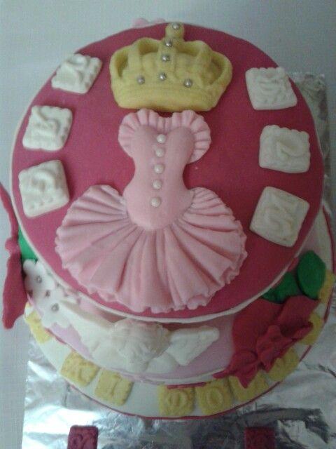 Butik prenses goğum günü pastası Haniel davet ve organizasyon