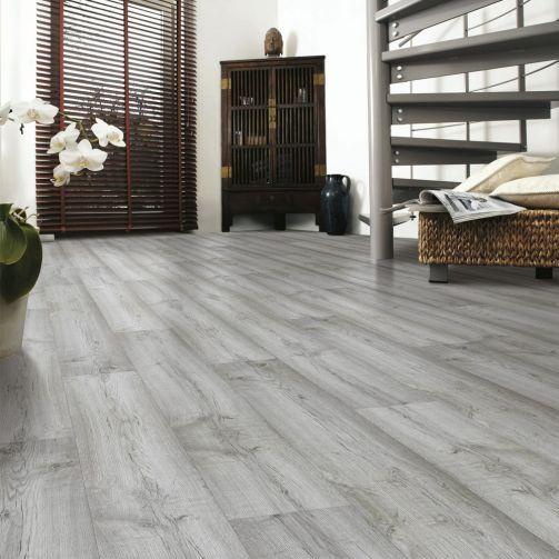 Flooring Uk Laminate Flooring For Bathrooms Kitchens More Flooring Uk In 2020 Grey Laminate Flooring Grey Laminate Flooring