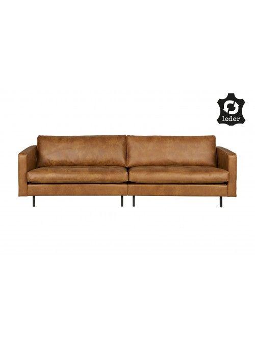 Rodeo Classic Bank 3 Zits Cognac Actie T M 6 Mei Klassisches Sofa 3 Sitzer Sofa Und Sofa