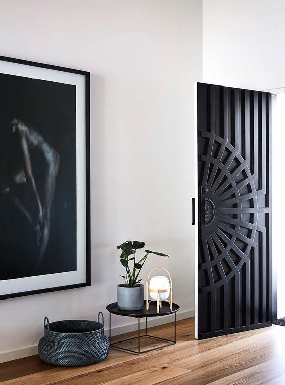 Trio De Teintes Pour Cette Maison Moderne Australienne Maison