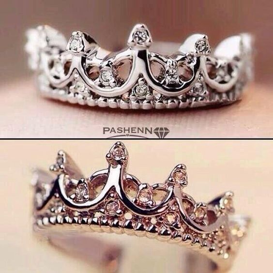 Crown ring: