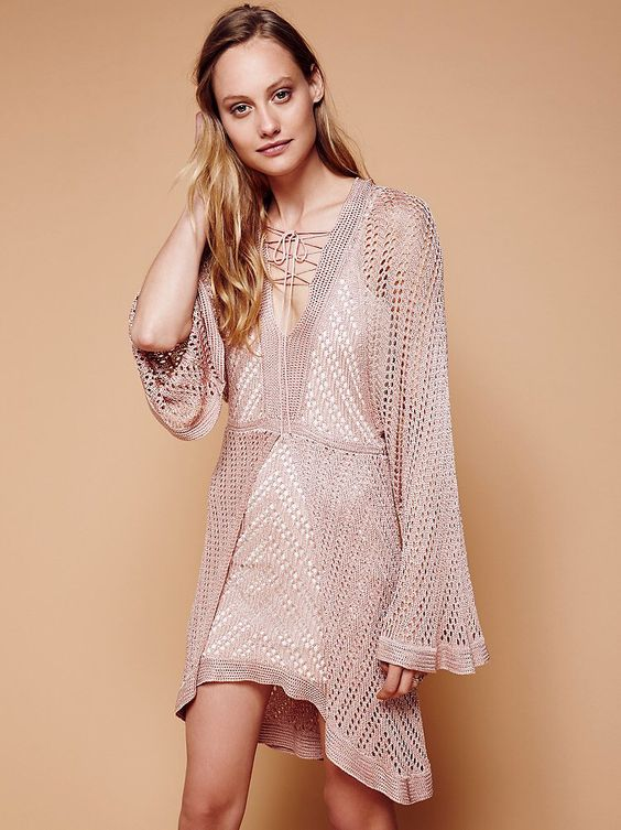 Miss Missing You Sweater Dress from Free People