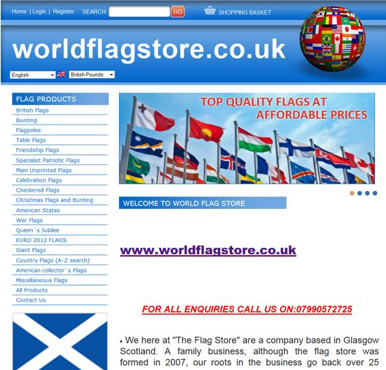 flag and banner store