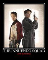 The Innuendo Squad by ~Izzyv1o on deviantART