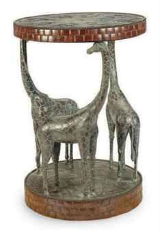 Amazon.com   Giraffe Couple Table Lamp W/ Spotted Shade Nature: | Giraffes  | Pinterest | Giraffe