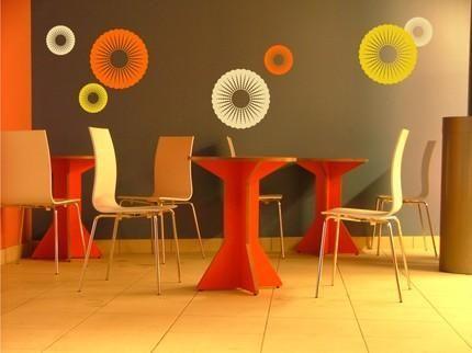 Decoracion de restaurantes cafeterias restaurant pinterest - Decoracion de cafeterias ...
