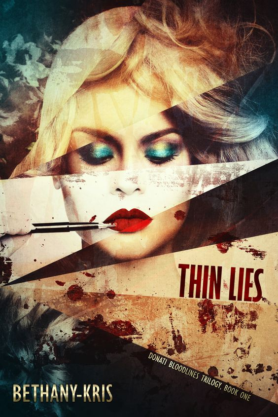 Thin Lies Cover Art: