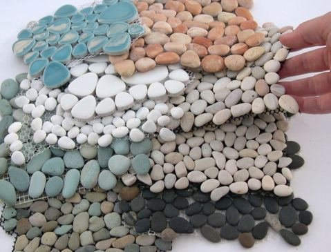 Stone sheets make fo