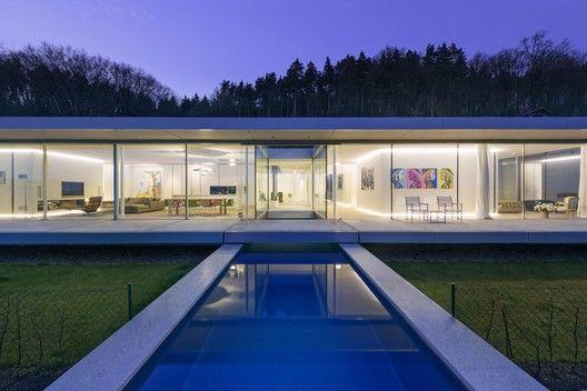 Villa K,© Pieters Kers & Patrick Voigt