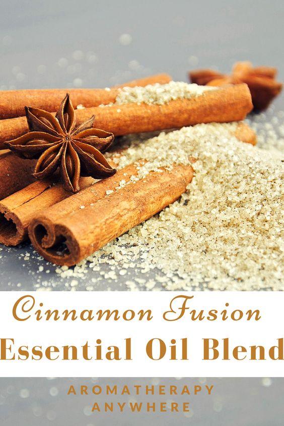 Cinnamon Fusion Essential Oil Blend