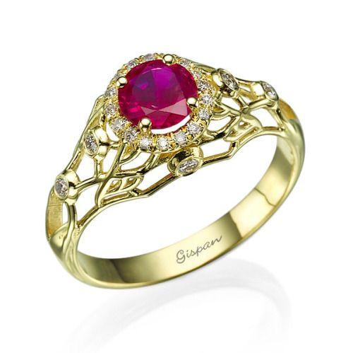http://rubies.work/0206-ruby-rings/ Ruby Engagement ring, ruby ring, filigree ring, Wedding Ring, Gem Ring, Gemstone ring, Vintage Ring, Antique Ring, Art Deco Ring, Gift rings