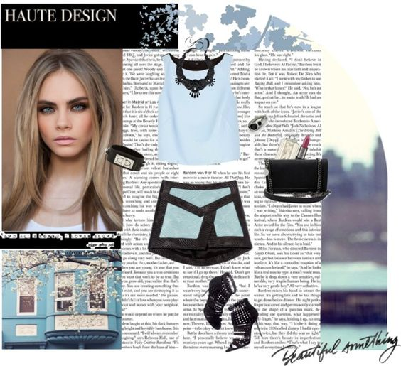 """""""Haute Design"""" by www-aliki ❤ liked on Polyvore"""