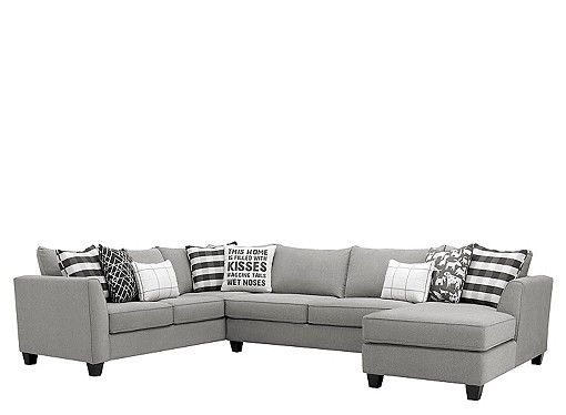 Sectional Sofas Modular Sofa Leather Microfiber Chenille Sectionals Raymour And Flanigan Furniture Sectional Sofa Microfiber Sectional Sofa Sectional