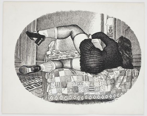 This April, David Zwirner will present R. Crumb's inaugural exhibition at the gallery in London, featuring drawings from his Art & Beauty magazine...