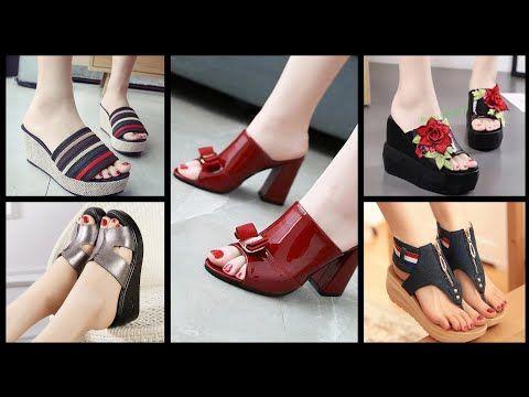 Office Wear Sandals Wedge Heel Sandals