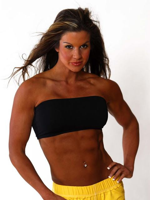 Diana Chaloux-female fitness models-fitness women