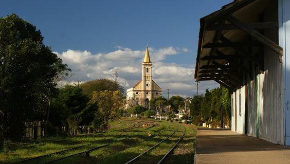Teixeira Soares, Paraná, Brasil - pop 11.321 (2014)