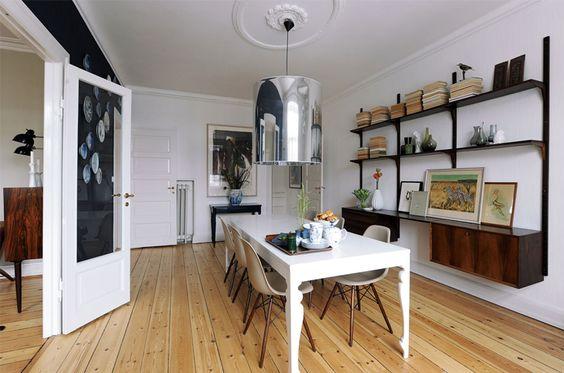 Pin von Salome Gallagher auf Retro houses Pinterest Tischbeine - esszimmer mobel vertraute atmosphare stuhle