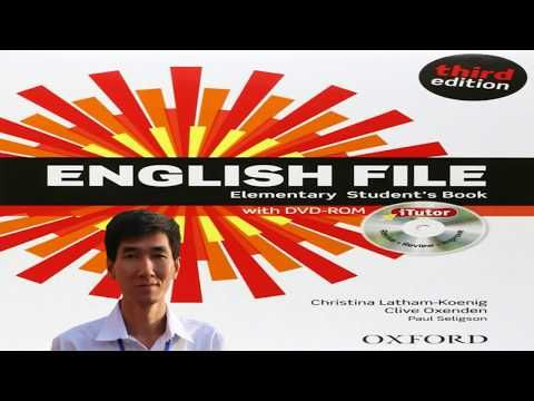English File Elementary Third Edition Unit 1 1 15 1 30
