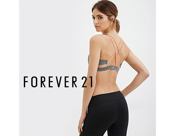 Activewear Sale From $3  Free Shipping | Forever 21 $2.90 (forever21.com)