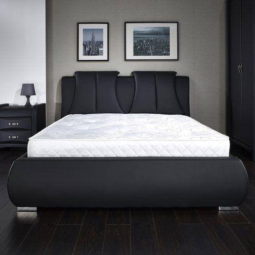 Wade Logan Bandung Upholstered Bed Frame Upholstered Bed Frame