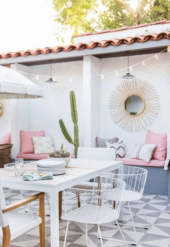 Pin On Patio Makeover Inspiration
