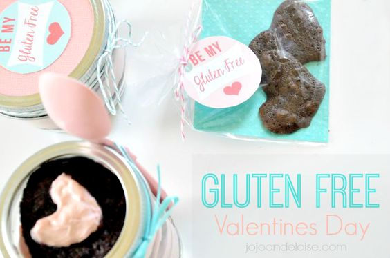 #Valentines Day with GF Brownies and Fun Printables!