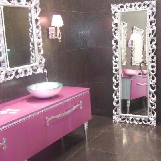 Pinterest the world s catalog of ideas for Girly bathroom ideas