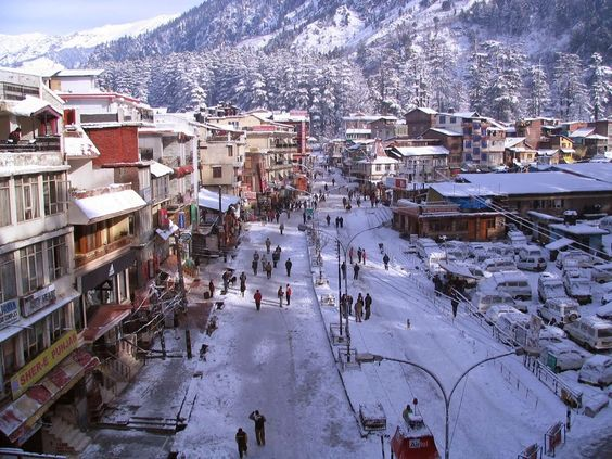 Rohtang Pass, The Captivating Point of Interest in Manali ------ Rohtang pass is truly the best place to check-out during your Manali sojourn. The pass connects the Kullu Valley with Lahaul and Spiti and is the hub of various activities like skiing, now scooter riding etc.